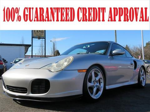 2001 Porsche 911 for sale in Manassas, VA