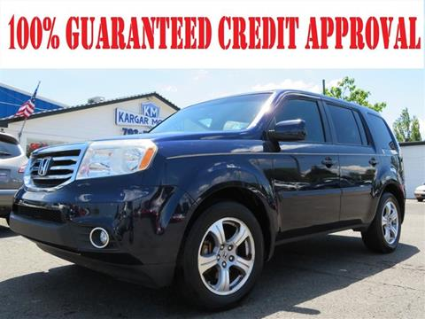 2013 Honda Pilot for sale in Manassas, VA