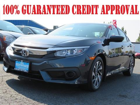 2016 Honda Civic for sale in Manassas, VA