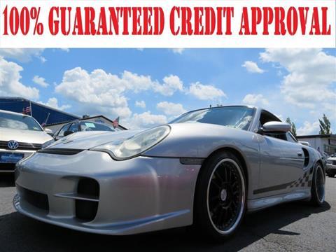 2001 Porsche 911 For Sale In Manassas Va