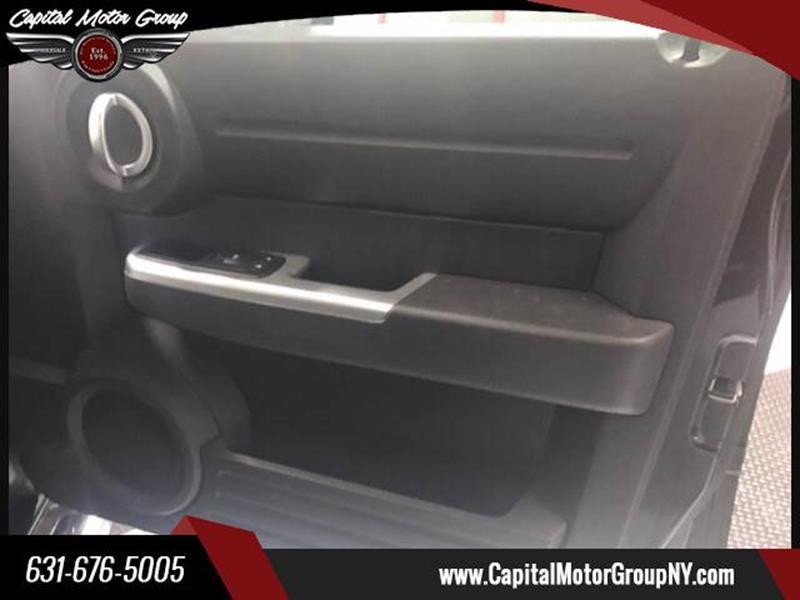 2011 Dodge Nitro for sale at Capital Motor Group Inc in Ronkonkoma NY