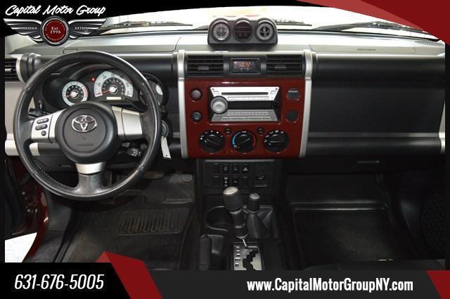 2008 Toyota FJ Cruiser for sale at Capital Motor Group Inc in Ronkonkoma NY