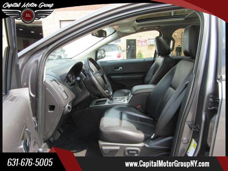 2010 Ford Edge for sale at Capital Motor Group Inc in Ronkonkoma NY