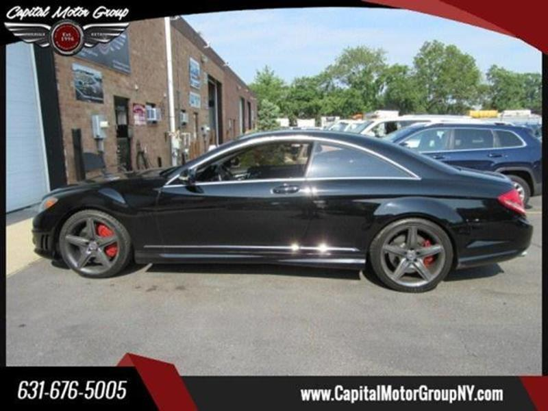 2008 Mercedes-Benz CL-Class for sale at Capital Motor Group Inc in Ronkonkoma NY