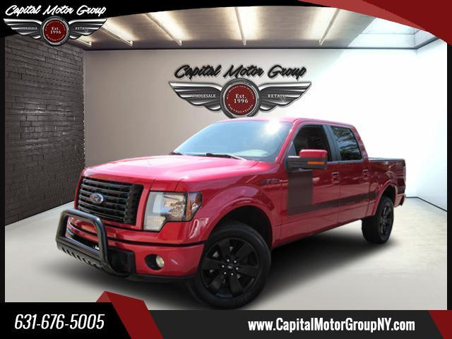 2012 Ford F-150 for sale at Capital Motor Group Inc in Ronkonkoma NY