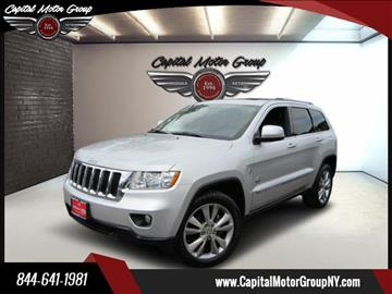 2011 Jeep Grand Cherokee for sale at Capital Motor Group Inc in Ronkonkoma NY