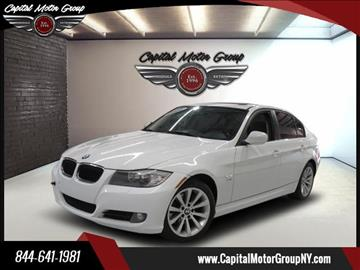 2011 BMW 3 Series for sale at Capital Motor Group Inc in Ronkonkoma NY