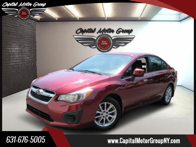 2012 Subaru Impreza for sale at Capital Motor Group Inc in Ronkonkoma NY
