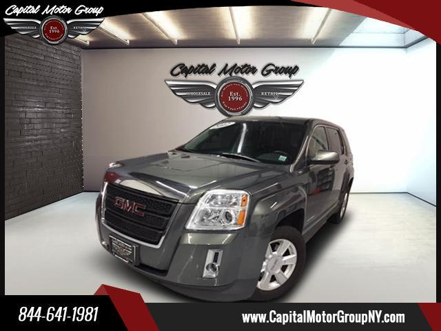 2012 GMC Terrain for sale at Capital Motor Group Inc in Ronkonkoma NY