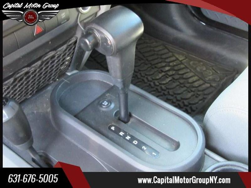 2009 Jeep Wrangler Unlimited for sale at Capital Motor Group Inc in Ronkonkoma NY