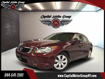 2009 Honda Accord for sale at Capital Motor Group Inc in Ronkonkoma NY