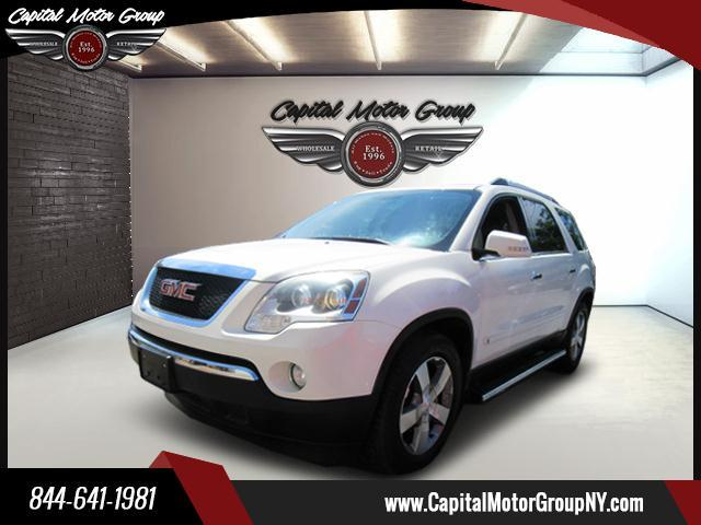 2010 GMC Acadia for sale at Capital Motor Group Inc in Ronkonkoma NY