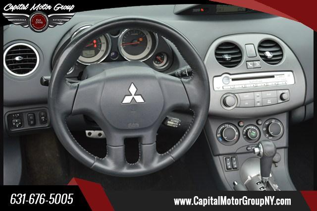 2011 Mitsubishi Eclipse Spyder for sale at Capital Motor Group Inc in Ronkonkoma NY