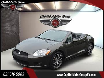 2011 mitsubishi eclipse spyder for sale in ronkonkoma ny