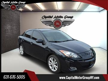 2010 Mazda MAZDA3 for sale at Capital Motor Group Inc in Ronkonkoma NY