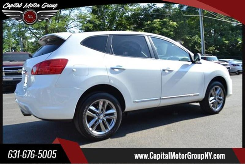 2011 Nissan Rogue for sale at Capital Motor Group Inc in Ronkonkoma NY