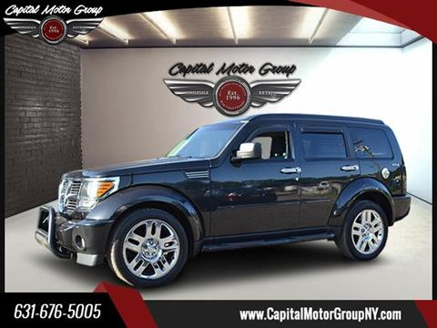 2010 Dodge Nitro for sale at Capital Motor Group Inc in Ronkonkoma NY