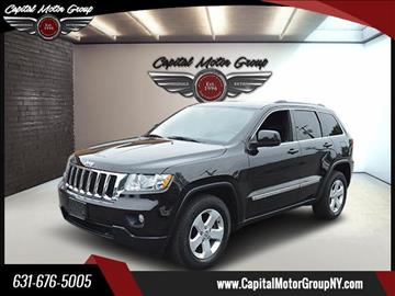 2012 Jeep Grand Cherokee for sale at Capital Motor Group Inc in Ronkonkoma NY