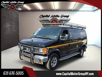 2006 Ford E-Series Cargo for sale at Capital Motor Group Inc in Ronkonkoma NY