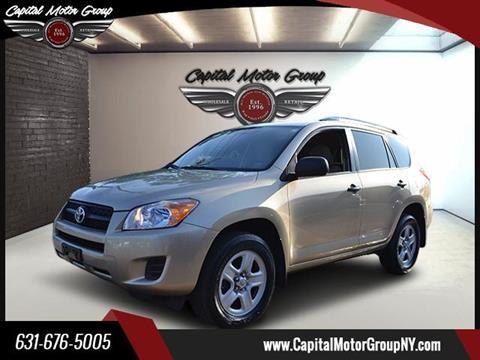2010 Toyota RAV4 for sale at Capital Motor Group Inc in Ronkonkoma NY