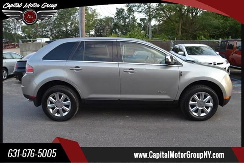 2008 Lincoln MKX for sale at Capital Motor Group Inc in Ronkonkoma NY