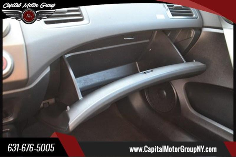 2008 Honda Civic for sale at Capital Motor Group Inc in Ronkonkoma NY