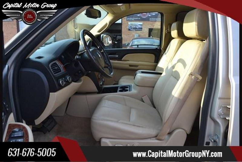 2008 Chevrolet Tahoe for sale at Capital Motor Group Inc in Ronkonkoma NY