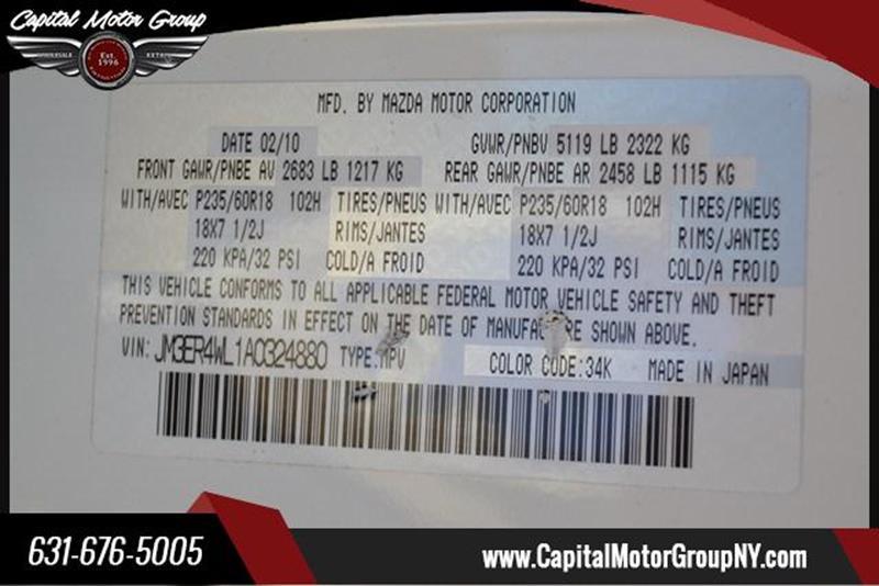 2010 Mazda CX-7 for sale at Capital Motor Group Inc in Ronkonkoma NY