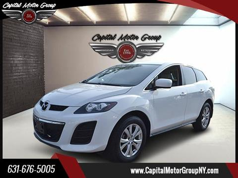 2010 Mazda CX-7 for sale at Capital Motor Group Inc in Ronkonkoma NY