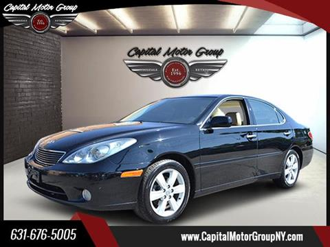 2005 Lexus ES 330 for sale at Capital Motor Group Inc in Ronkonkoma NY