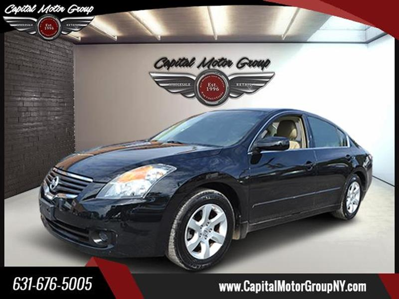 2009 Nissan Altima for sale at Capital Motor Group Inc in Ronkonkoma NY