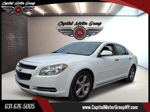 2012 Chevrolet Malibu for sale at Capital Motor Group Inc in Ronkonkoma NY