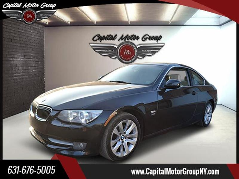 2013 BMW 3 Series for sale at Capital Motor Group Inc in Ronkonkoma NY