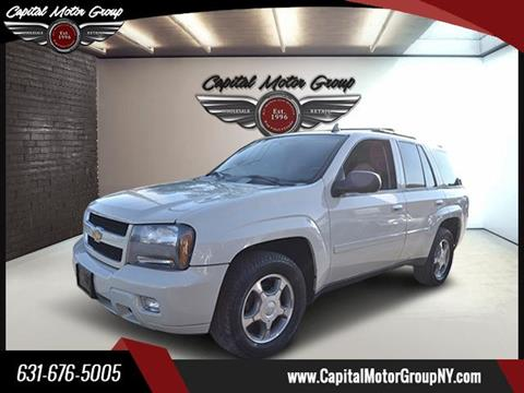 2009 Chevrolet TrailBlazer for sale at Capital Motor Group Inc in Ronkonkoma NY