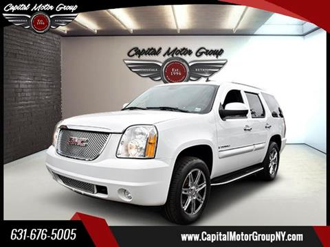 2007 GMC Yukon for sale at Capital Motor Group Inc in Ronkonkoma NY