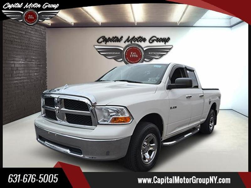 2009 Dodge Ram Pickup 1500 for sale at Capital Motor Group Inc in Ronkonkoma NY