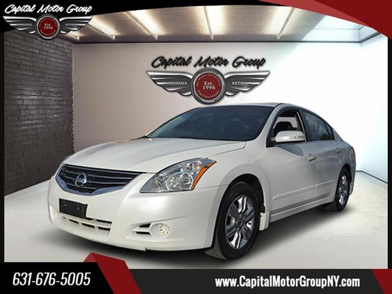2010 Nissan Altima for sale at Capital Motor Group Inc in Ronkonkoma NY