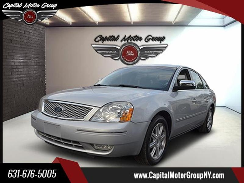 2005 Ford Five Hundred for sale at Capital Motor Group Inc in Ronkonkoma NY