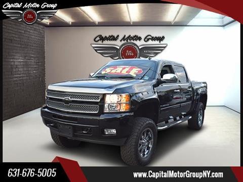 2012 Chevrolet Silverado 1500 for sale at Capital Motor Group Inc in Ronkonkoma NY