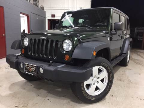 2010 Jeep Wrangler Unlimited for sale in Ronkonkoma, NY