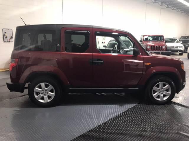 2011 Honda Element Burgundy Capital Motor Group Inc