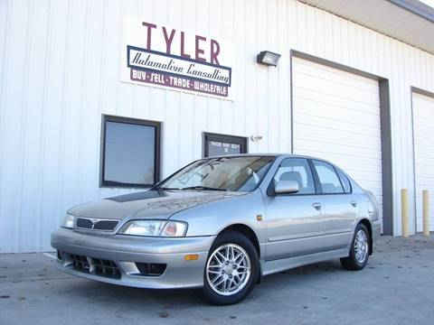 1999 Infiniti G20 for sale in Oklahoma City, OK