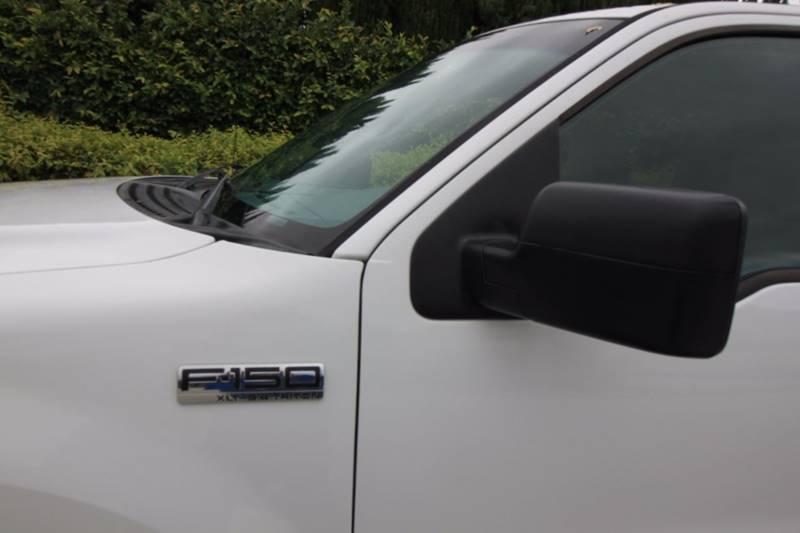 2008 Ford F-150 4x2 XLT 4dr SuperCrew Styleside 6.5 ft. SB - Orange CA