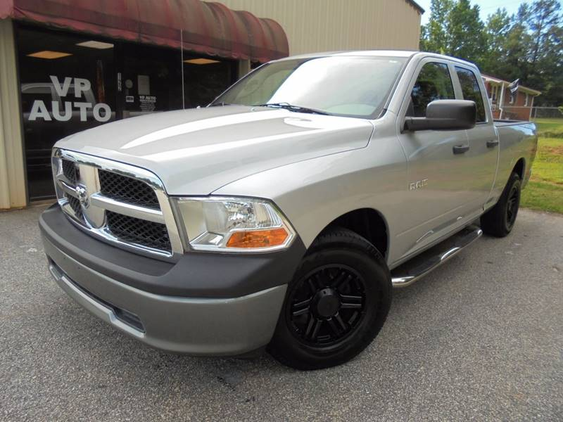 2010 Dodge Ram Pickup 1500 for sale at VP Auto in Greenville SC