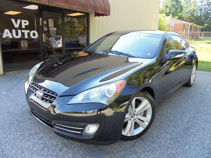 2010 Hyundai Genesis Coupe for sale at VP Auto in Greenville SC