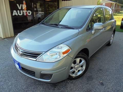 2012 Nissan Versa for sale in Greenville, SC