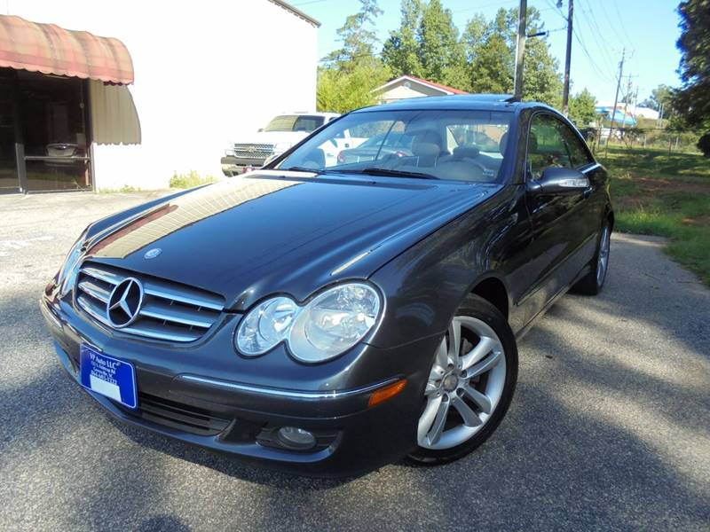 Beautiful 2008 Mercedes Benz CLK For Sale At VP Auto In Greenville SC