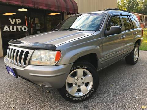 2001 Jeep Grand Cherokee for sale in Greenville, SC