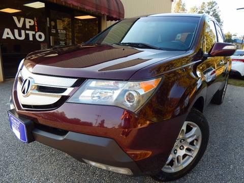 2009 Acura MDX for sale in Greenville, SC