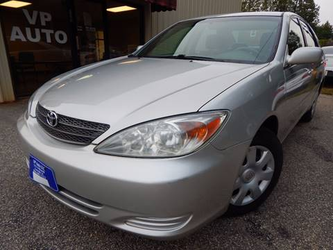 2002 Toyota Camry for sale in Greenville, SC